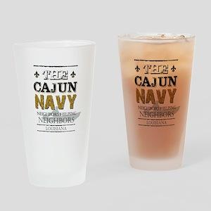 The Cajun Navy Neighbors Helping Ne Drinking Glass