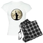 Full Moon Liberty Silhouette Pajamas