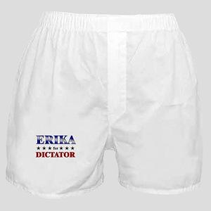 ERIKA for dictator Boxer Shorts