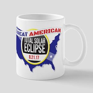 Total Solar Eclipse Mugs