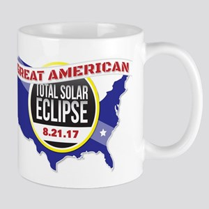 2017 Solar Eclipse Mugs
