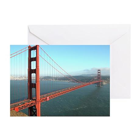 Golden Gate Bridge - SF Greeting Cards (20)