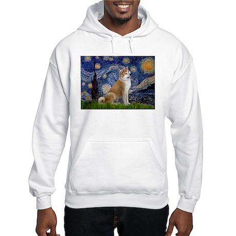 Starry - Akita3 Hooded Sweatshirt