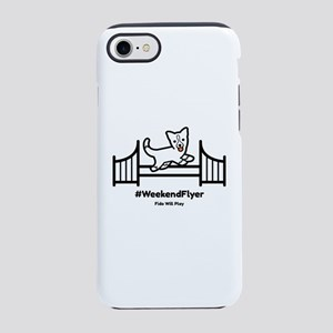 Agility Weekend Flyer iPhone 8/7 Tough Case
