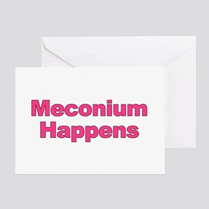 The Meconium Greeting Cards