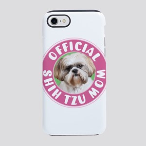 Shih Tzu Mom iPhone 8/7 Tough Case