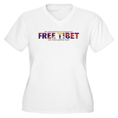 For a Free Tibet T-Shirt