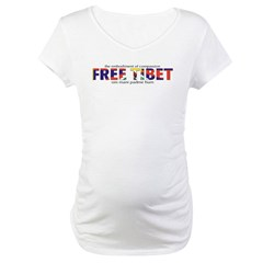 For a Free Tibet Shirt (F&B)