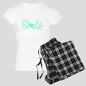 Aqua Rx Life Women's Light Pajamas