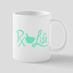 Aqua Rx Life Mug
