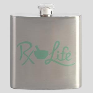 Aqua Rx Life Flask