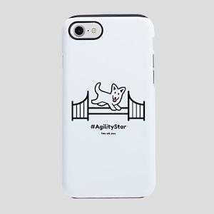 Agility Star iPhone 8/7 Tough Case