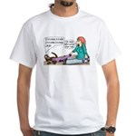 Sock Pulling Men's Classic T-Shirts