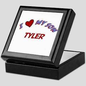 I Love My Son Tyler Keepsake Box