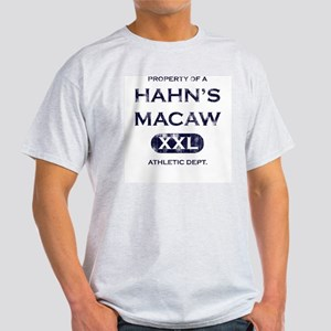 Property of Hahn's Macaw Light T-Shirt