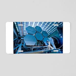astronomy Aluminum License Plate