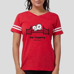 Agility Bar Hopping Pomeranian T-Shirt