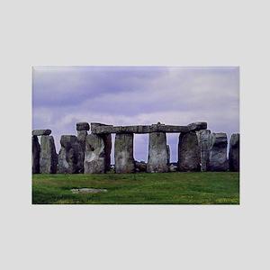 Stonehenge - Rectangle Magnet (10 pack)