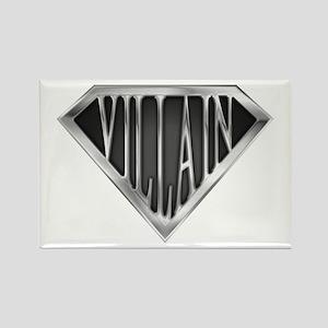 SuperVillain(metal) Rectangle Magnet