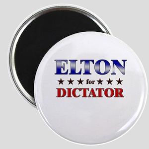 ELTON for dictator Magnet
