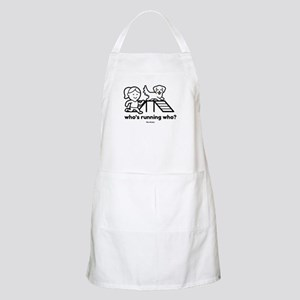 Agility Who's Running Who Light Apron