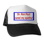 Ron Paul cure-4 Trucker Hat