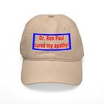 Ron Paul cure-4 Cap