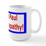 Ron Paul cure-4 Large Mug