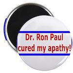 Ron Paul cure-4 Magnet
