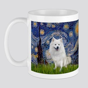 Starry-Am. Eskimo Dog Mug