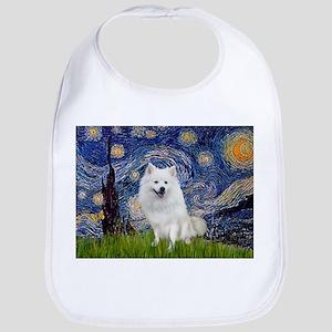 Starry-Am. Eskimo Dog Bib