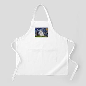 Starry-Am. Eskimo Dog Apron