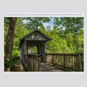 North East Ohio Parks Wall Calendar