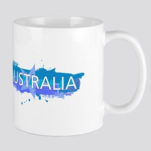 Australia Design Mugs