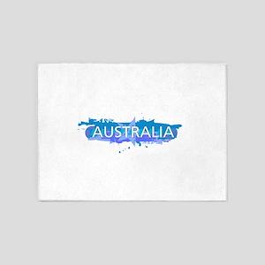 Australia Design 5'x7'Area Rug