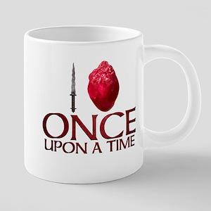 I Heart Once Upon a Time Mugs