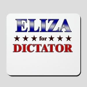 ELIZA for dictator Mousepad