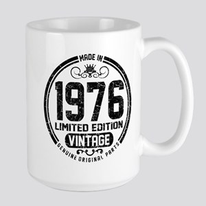 MADE IN 1976 LIMITED EDITION GENUINE ORIGINAL PART