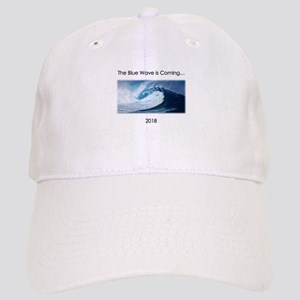 The Blue Wave is Coming...2018 Baseball Cap