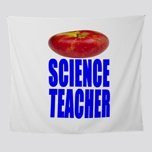 Science Teacher Wall Tapestry