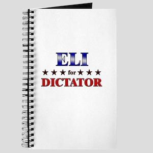 ELI for dictator Journal