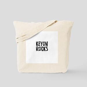 Keyon Rocks Tote Bag