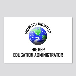 World's Greatest HIGHER EDUCATION ADMINISTRATOR Po