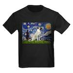 Starry-AnatolianShep 2 Kids Dark T-Shirt