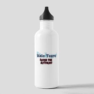 Men's tears Water Bottle