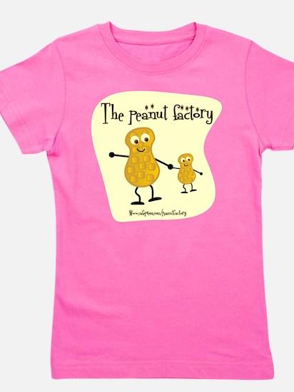 3-peanut factory logo shir T-Shirt