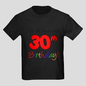 Mommys 30th Birthday T-Shirt