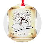 Storyteller Ornament