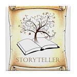 Storyteller Tile Coaster