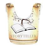 Storyteller Polyester Baby Bib